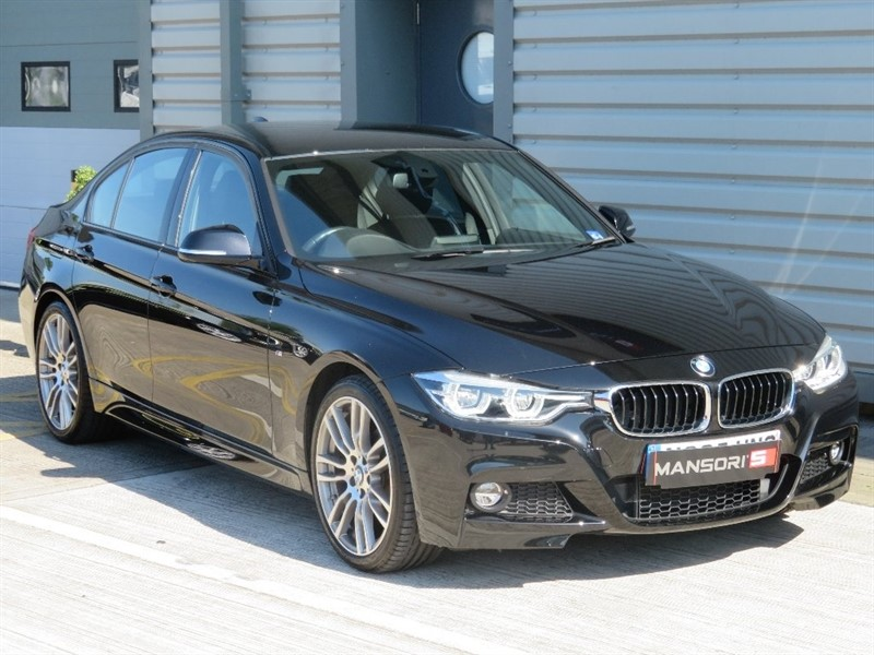 used BMW 320i 3 Series M Sport 4dr (start/stop) in cheshire