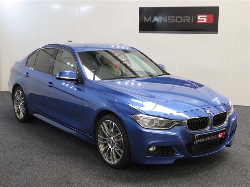 used BMW 335d Series 3.0 M Sport Auto xDrive 4dr (start/stop) in cheshire