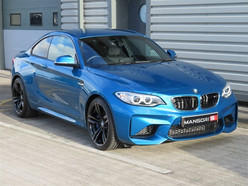 used BMW M2 M2 Coupe DCT 2dr (start/stop) in cheshire