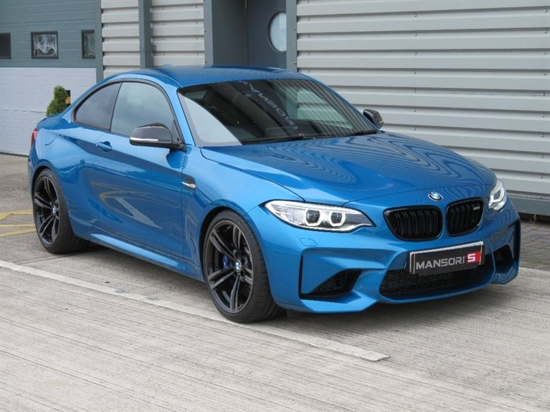 used BMW M2 Coupe 2dr (start/stop) in cheshire