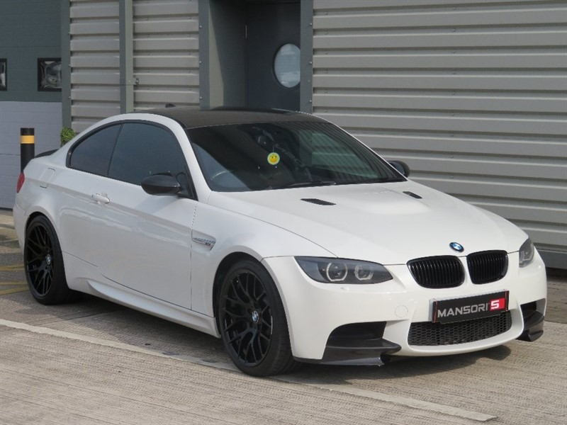 used BMW M3 V8 DCT 2dr in cheshire