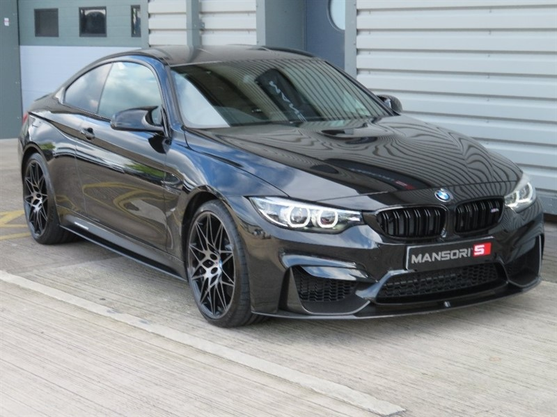 used BMW M4 M4 (Competition pack) Coupe M DCT 2dr in cheshire