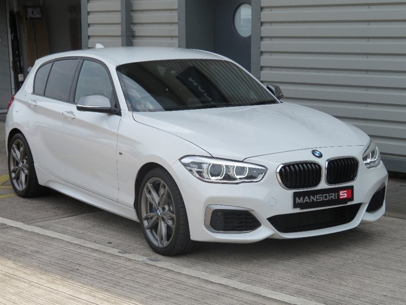 used BMW  1 Series M140i M Sports Hatch Sport Auto 5dr (start/stop) in cheshire