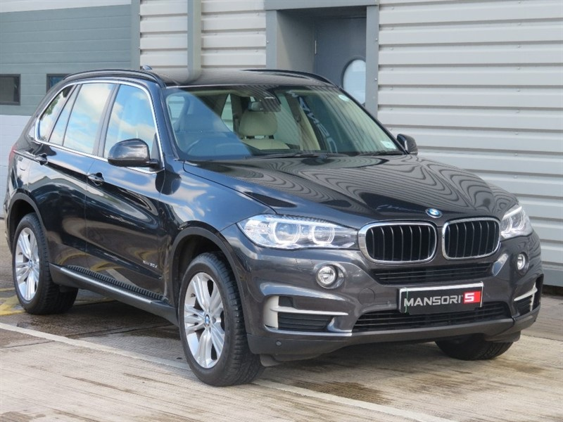 used BMW X5 30d SE Steptronic xDrive 5dr (start/stop) in cheshire