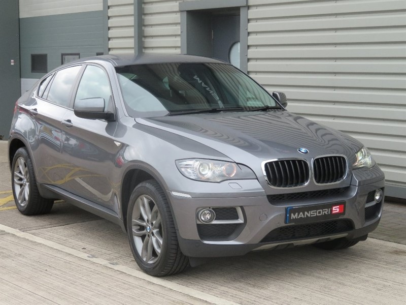 used BMW X6 30d Station Wagon Auto xDrive 5dr in cheshire