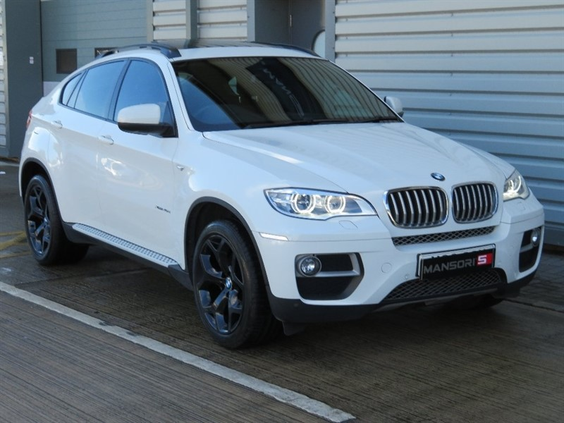 used BMW X6 40d Auto xDrive 5dr in cheshire