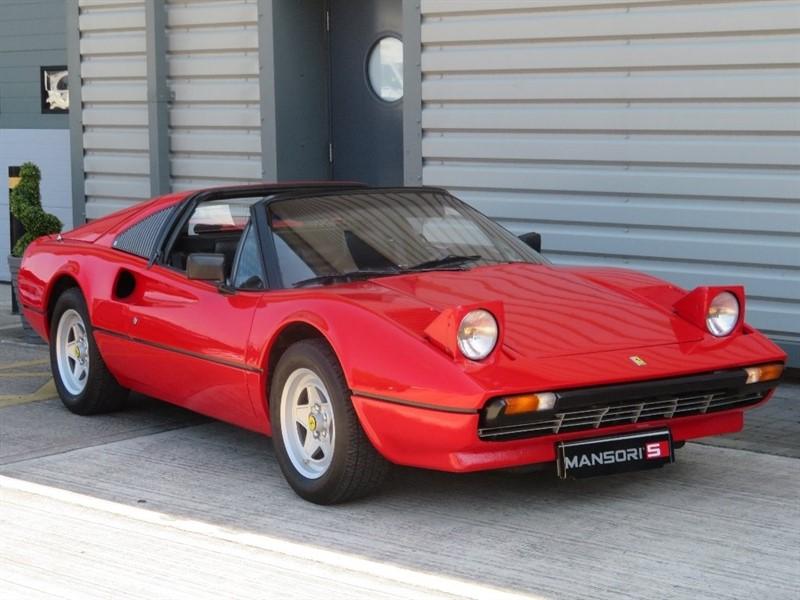 used Ferrari 308 2.9 GTSi 2dr in cheshire