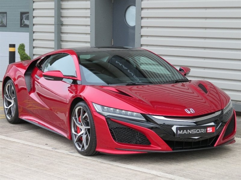 used Honda NSX Coupe 9EDCT AWD 2dr in cheshire