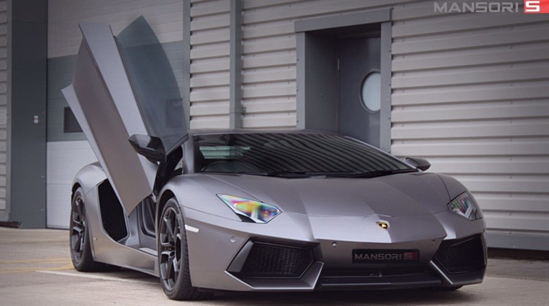 used Lamborghini Aventador V12 LP 700-4 Coupe 2dr Automatic 4WD (370 g/km, 700 bhp) in cheshire