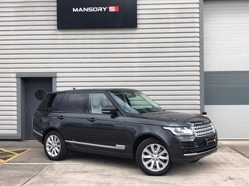 used Land Rover Range Rover 4.4 SD V8 Vogue 5dr (start/stop) in cheshire