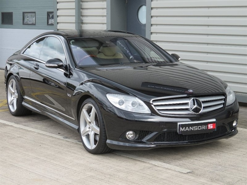 used Mercedes CL600 CL 6.0 2dr in cheshire