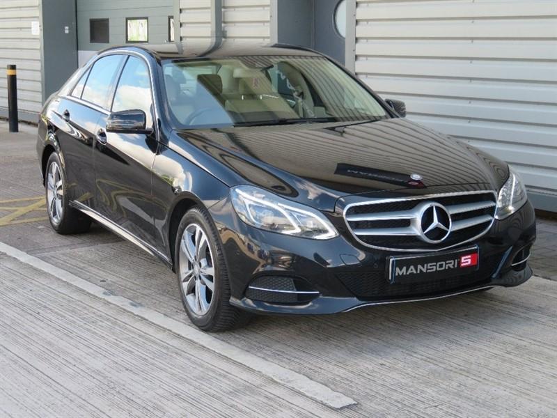 used Mercedes E220 E Class CDI BlueTEC SE 7G-Tronic Plus 4dr in cheshire