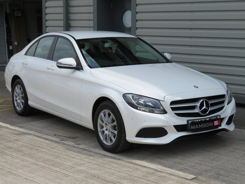used Mercedes  C Class C200d SE Executive 4dr (start/stop) in cheshire