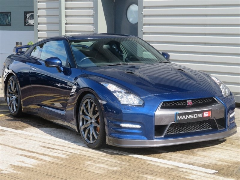 used Nissan GT-R V6 Premium 4WD 2dr in cheshire