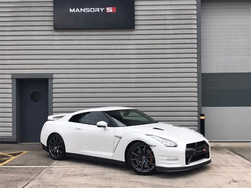 used Nissan GT-R V6 Recaro 4WD 2dr in cheshire