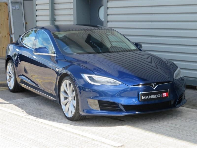 used Tesla Model S E 90D CVT 4dr (Nav) in cheshire