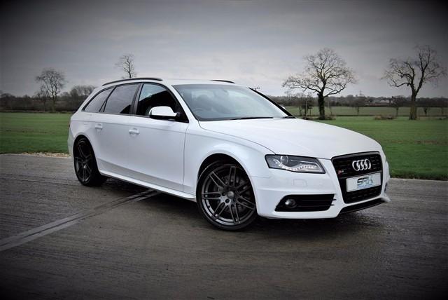 Audi Unlisted