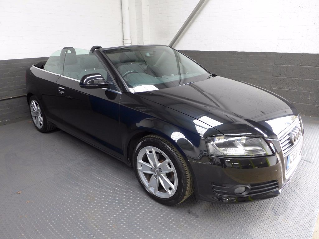 used Audi A3 TDI SPORT in leighton-bedfordshire