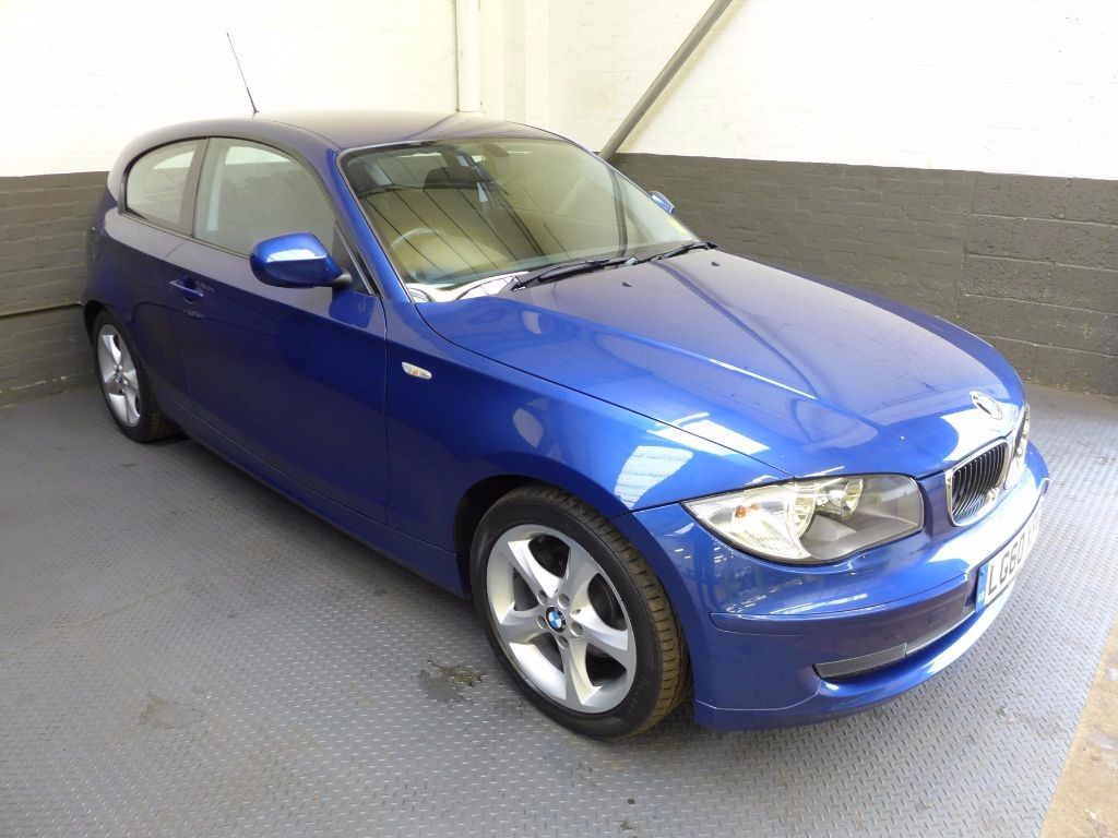 used BMW 118d SPORT in leighton-bedfordshire