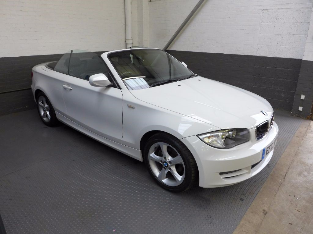 used BMW 118i SPORT in leighton-bedfordshire