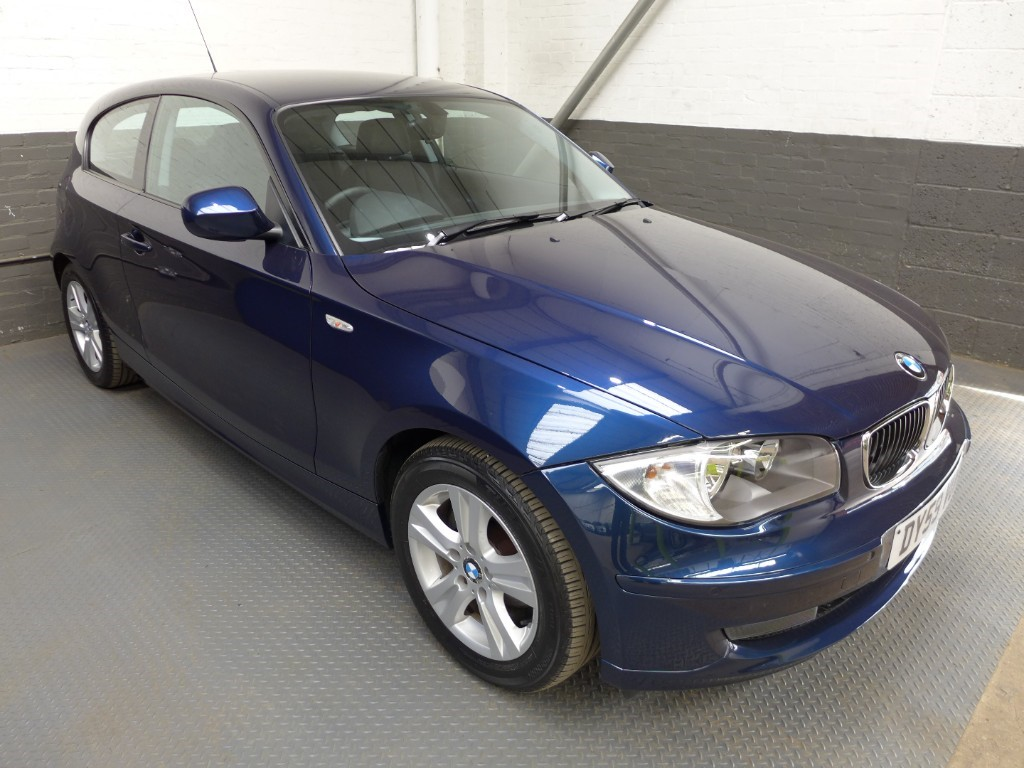used BMW 116i SE in leighton-bedfordshire