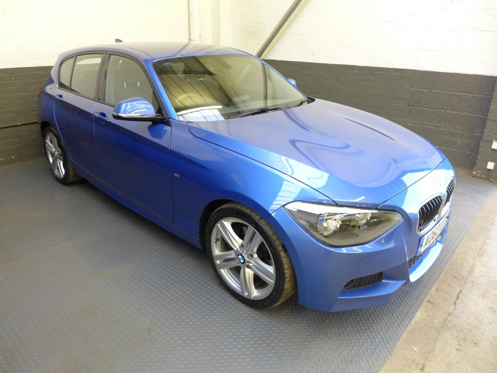 used BMW 125i M SPORT in leighton-bedfordshire