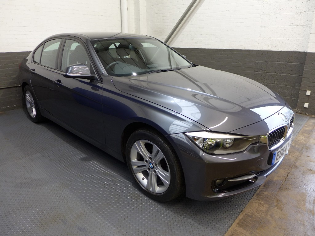 used BMW 318d SPORT in leighton-bedfordshire