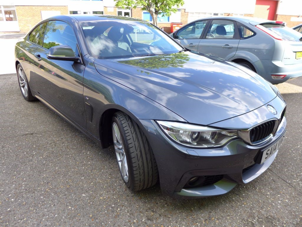 used BMW 420d M SPORT in leighton-bedfordshire
