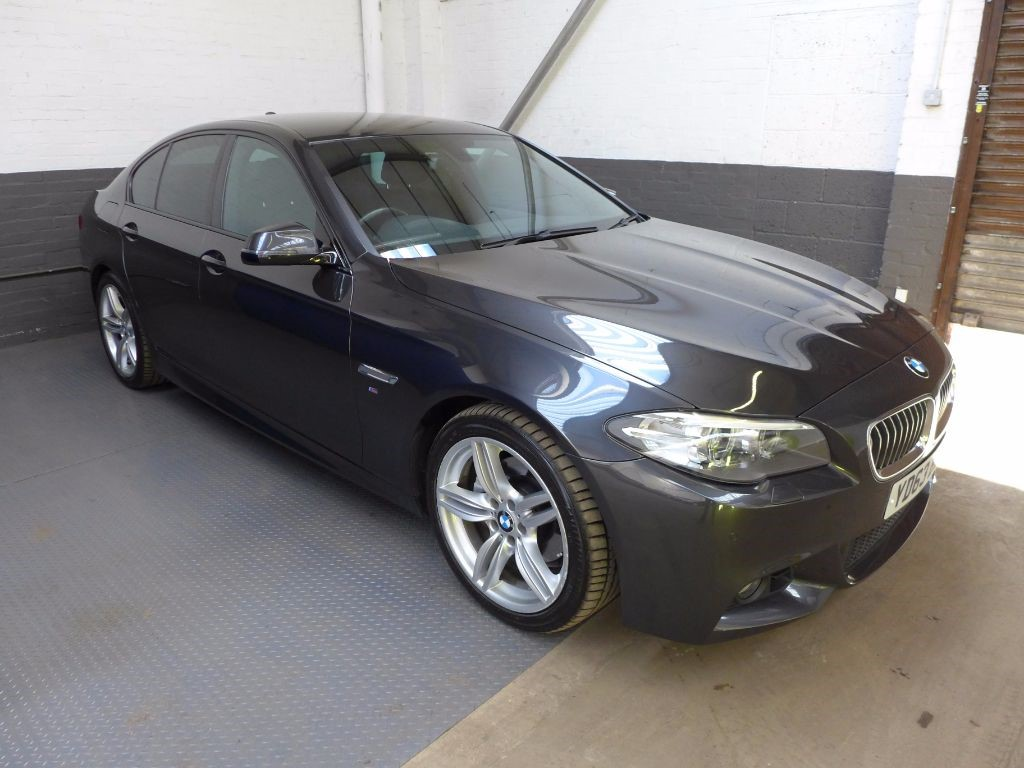 used BMW 520d M SPORT in leighton-bedfordshire
