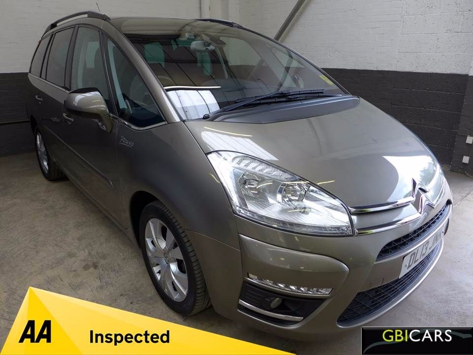 used Citroen C4 Picasso GRAND PLATINUM HDI in leighton-bedfordshire