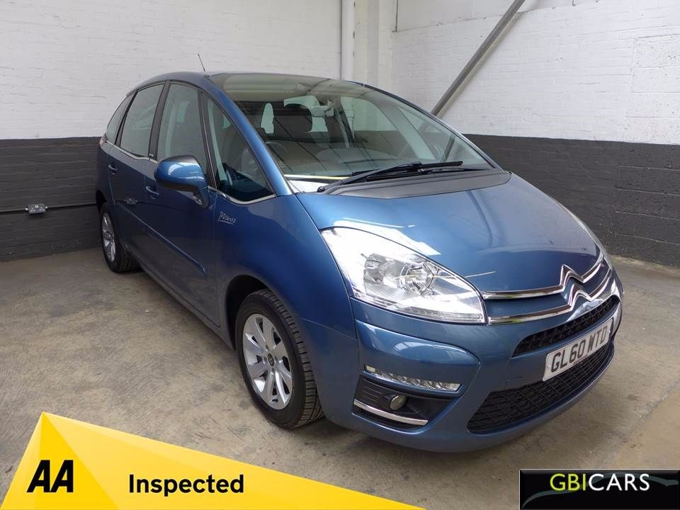used Citroen C4 Picasso VTR PLUS HDI EGS in leighton-bedfordshire