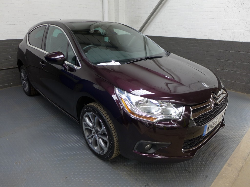 used Citroen DS4 BLUEHDI DSTYLE NAV S/S in leighton-bedfordshire