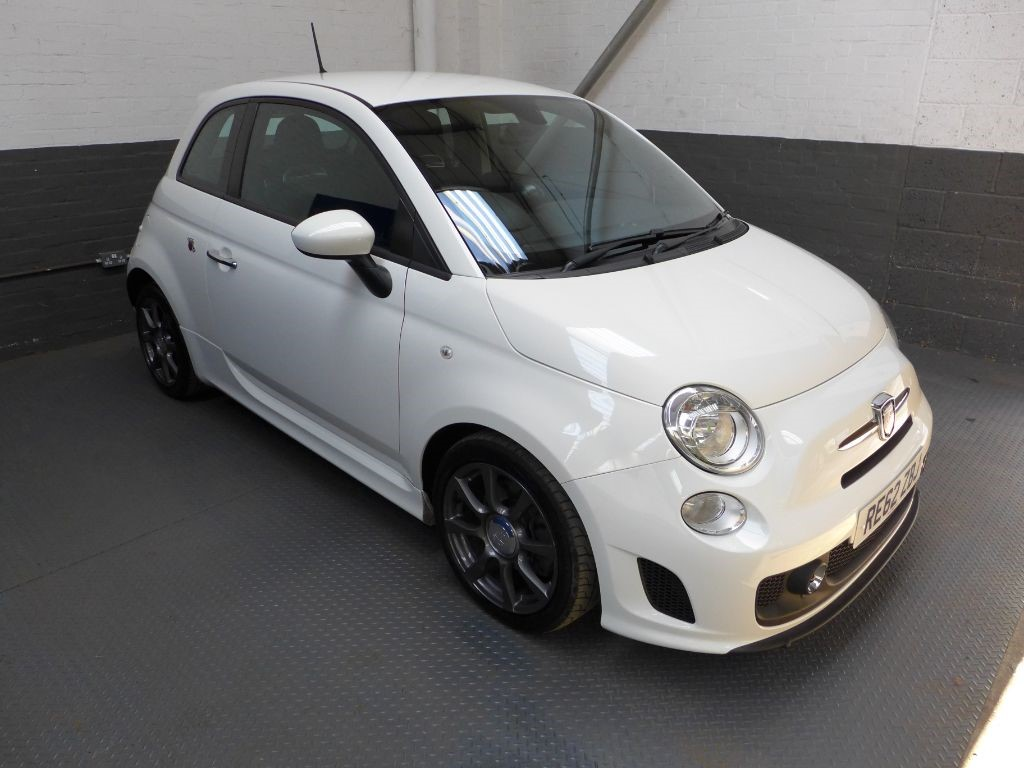 used Fiat 500 Abarth Abarth 1.4 in leighton-bedfordshire