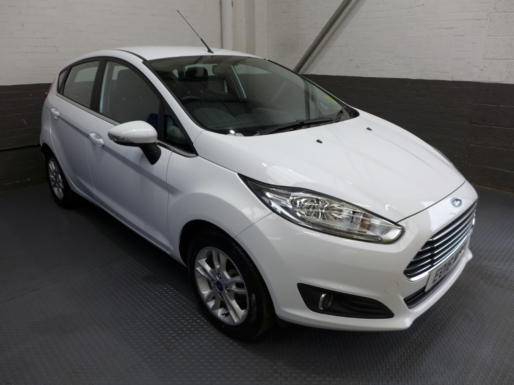 used Ford Fiesta ZETEC in leighton-bedfordshire