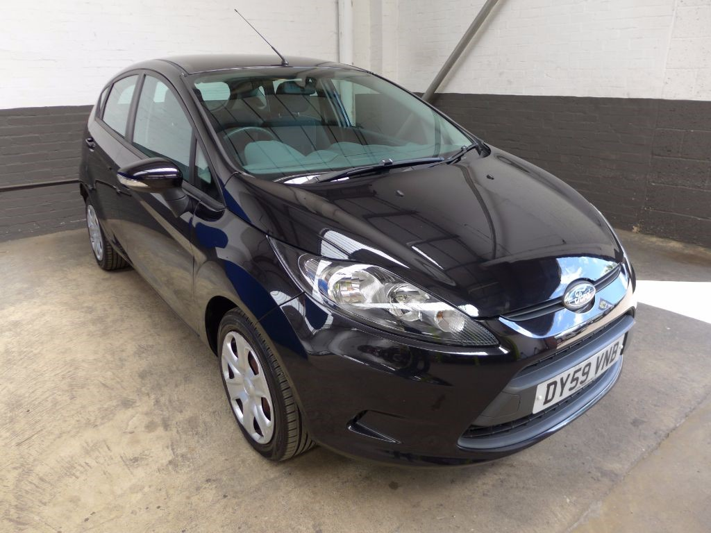 used Ford Fiesta STYLE PLUS in leighton-bedfordshire