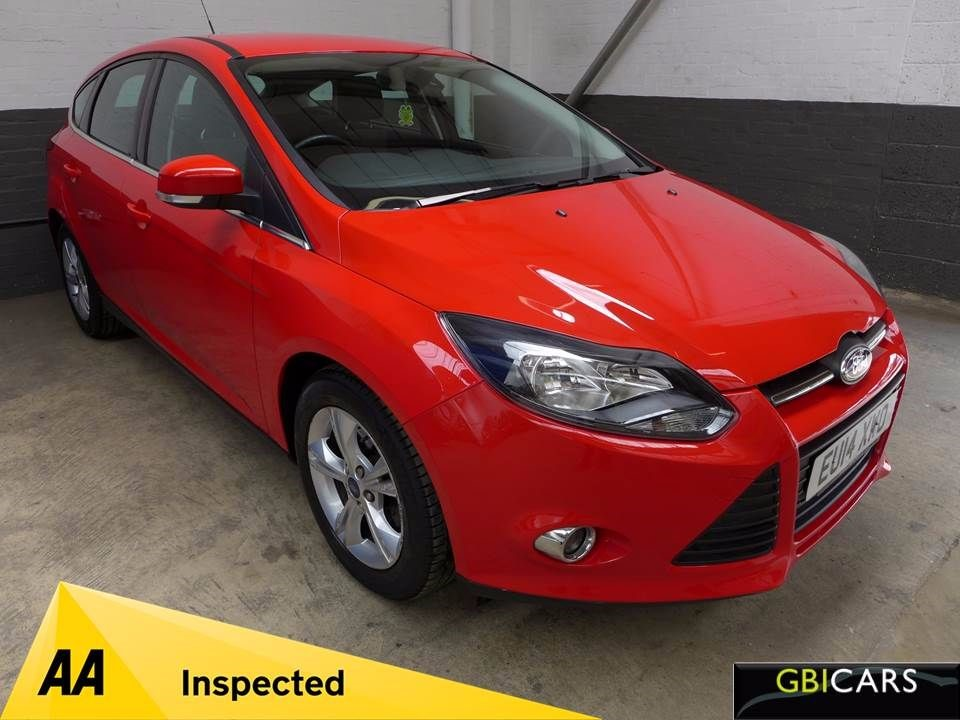 used Ford Focus ZETEC TDCI in leighton-bedfordshire