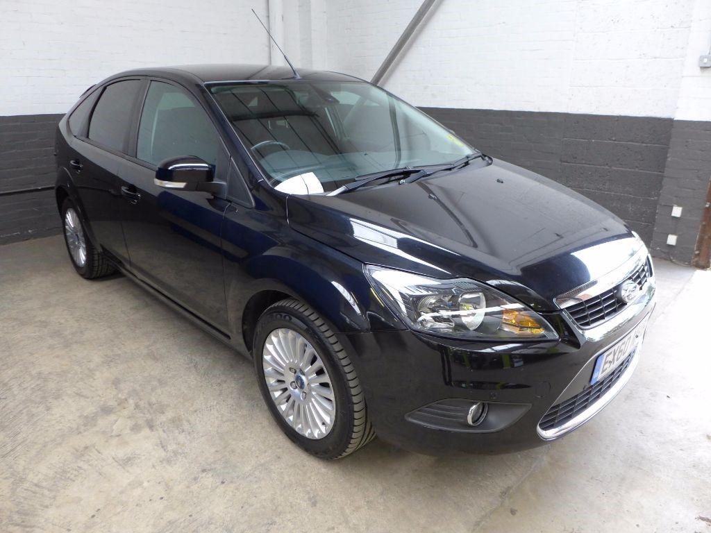 used Ford Focus TITANIUM TDCI in leighton-bedfordshire