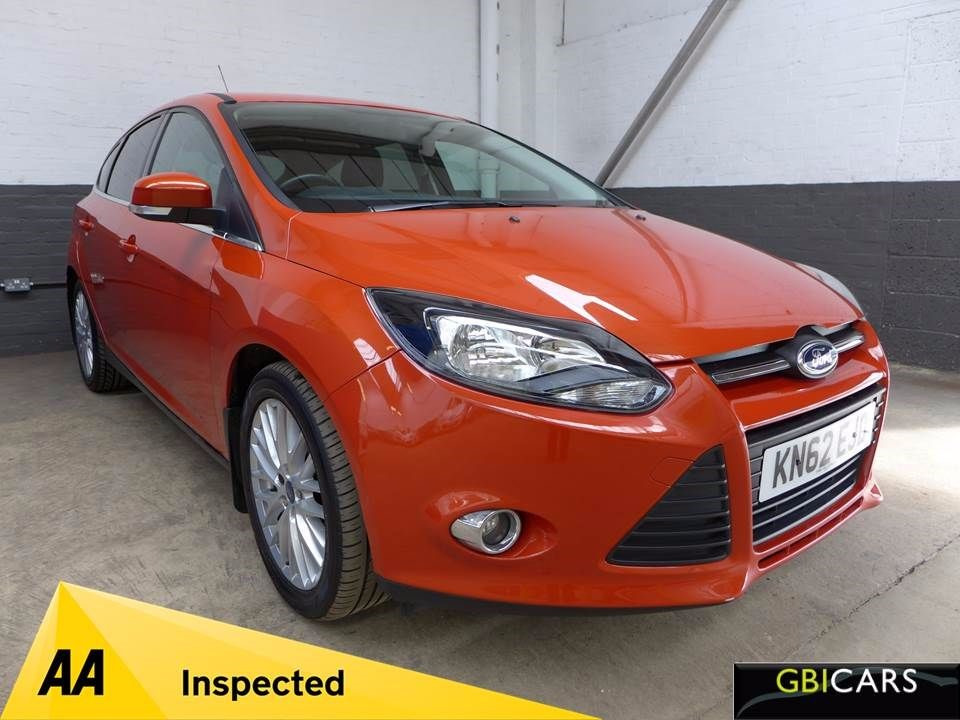 used Ford Focus ZETEC in leighton-bedfordshire