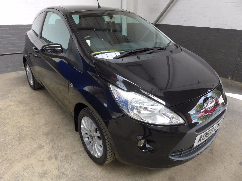 used Ford KA ZETEC in leighton-bedfordshire