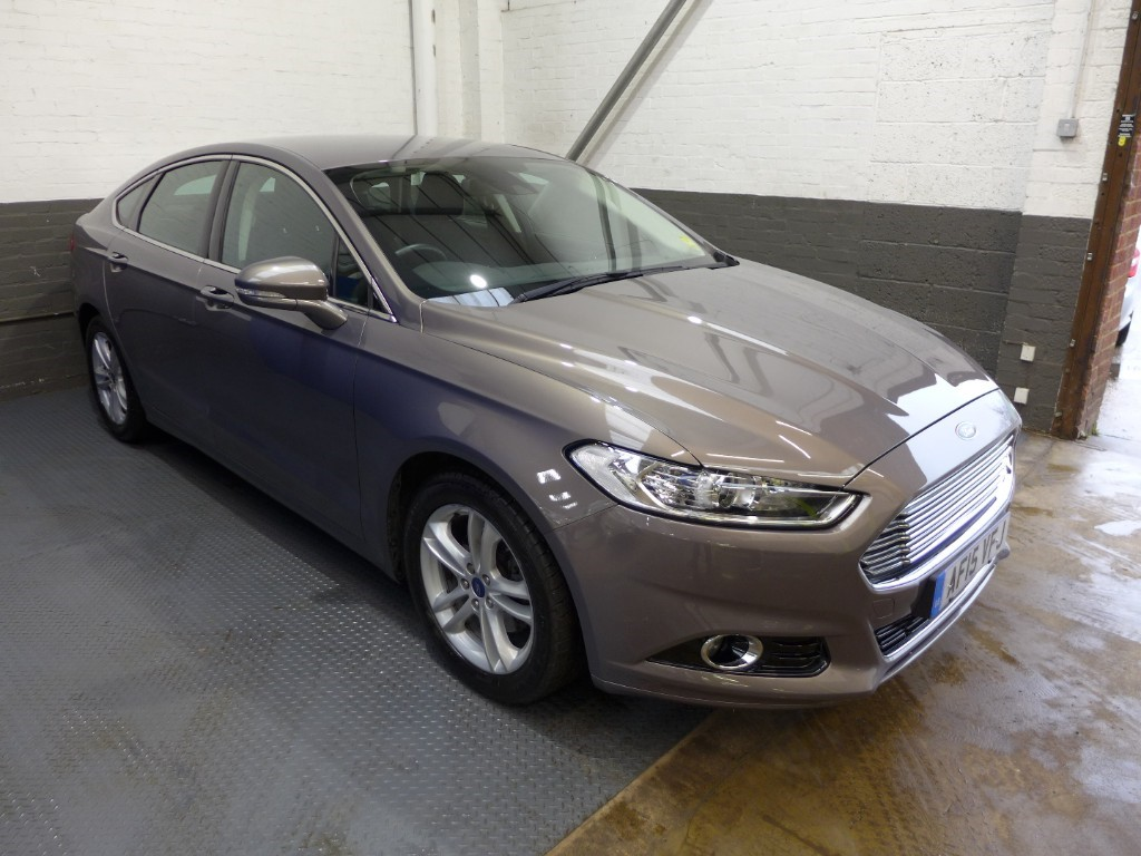 used Ford Mondeo TITANIUM TDCI in leighton-bedfordshire