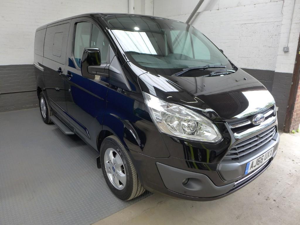 used Ford Tourneo 310 TITANIUM TDCI in leighton-bedfordshire