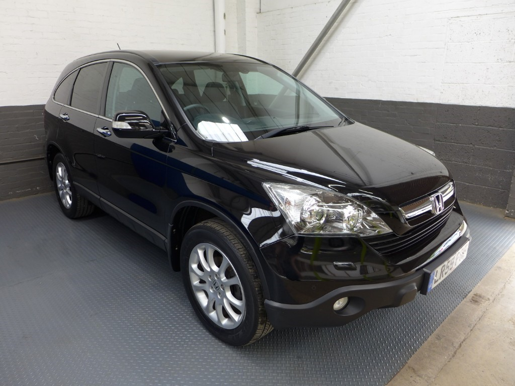 used Honda CR-V VTEC EX in leighton-bedfordshire