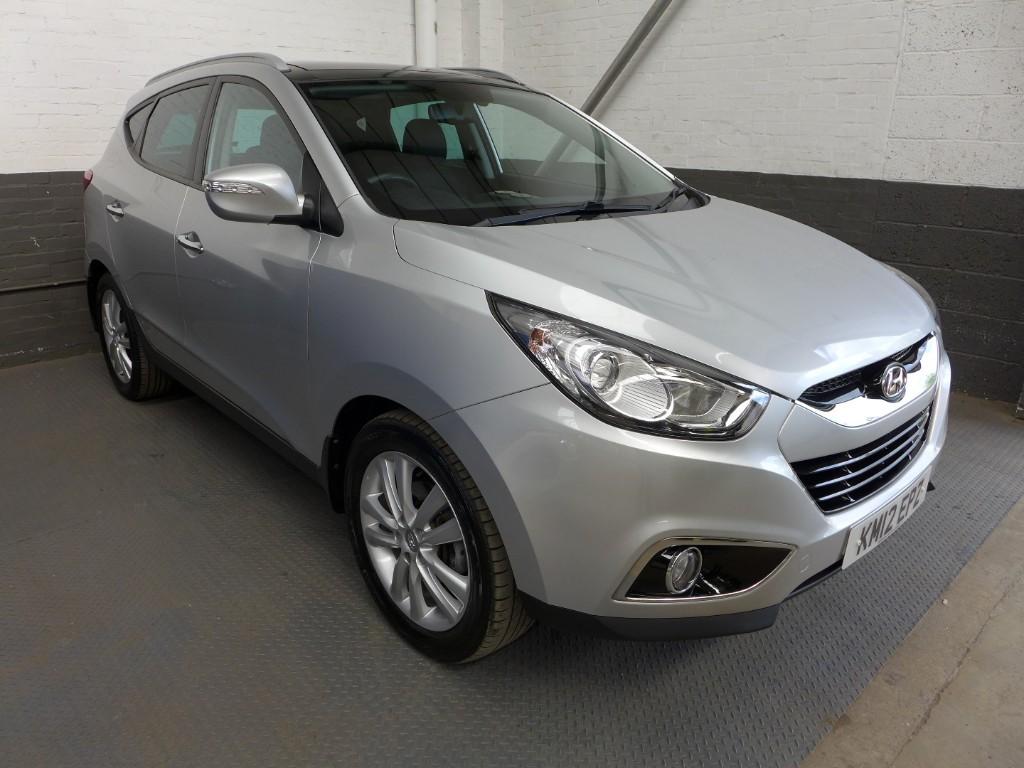 used Hyundai ix35 Premium in leighton-bedfordshire