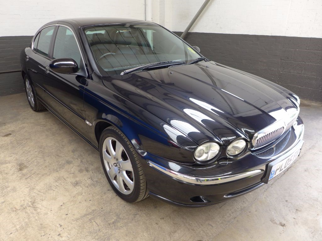 used Jaguar X-Type SE in leighton-bedfordshire
