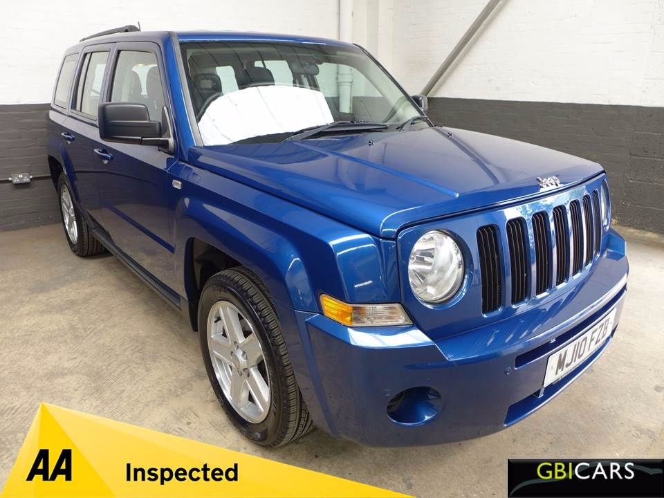 used Jeep Patriot SPORT in leighton-bedfordshire