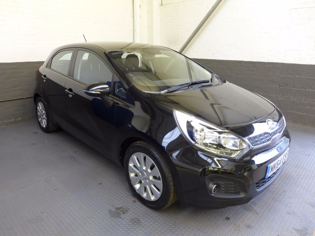 used Kia Rio CRDI 2 ECODYNAMICS in leighton-bedfordshire