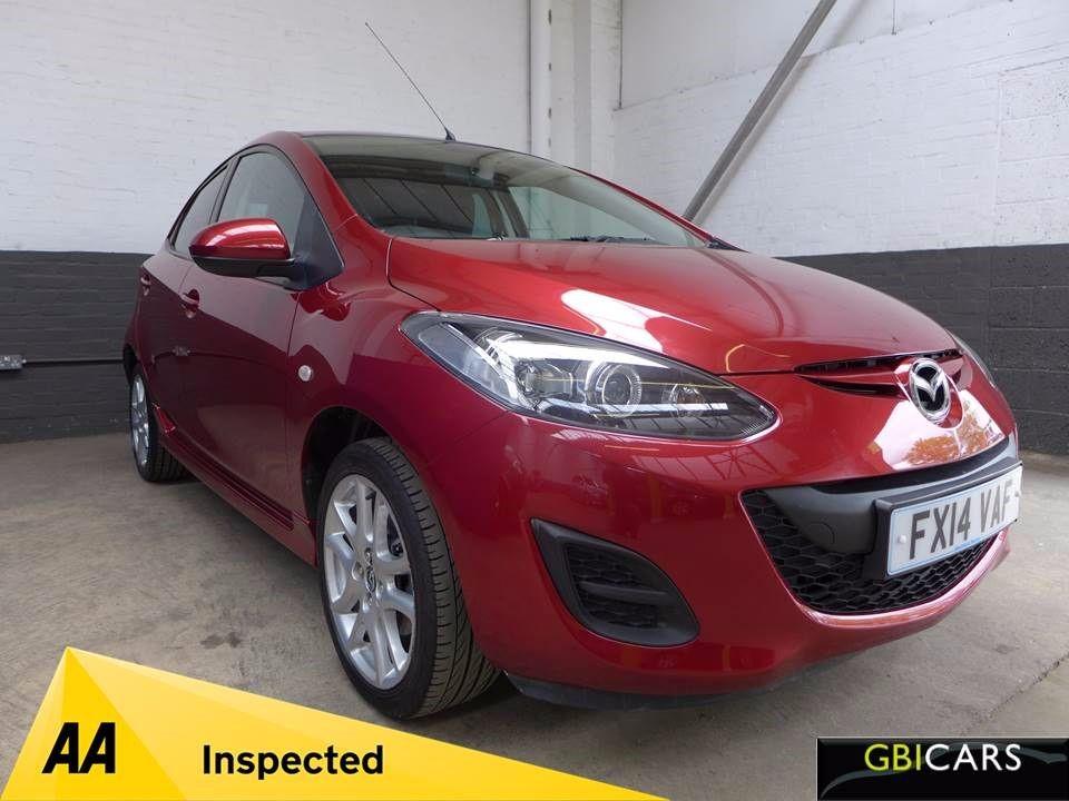 used Mazda Mazda2 2 TAMURA in leighton-bedfordshire