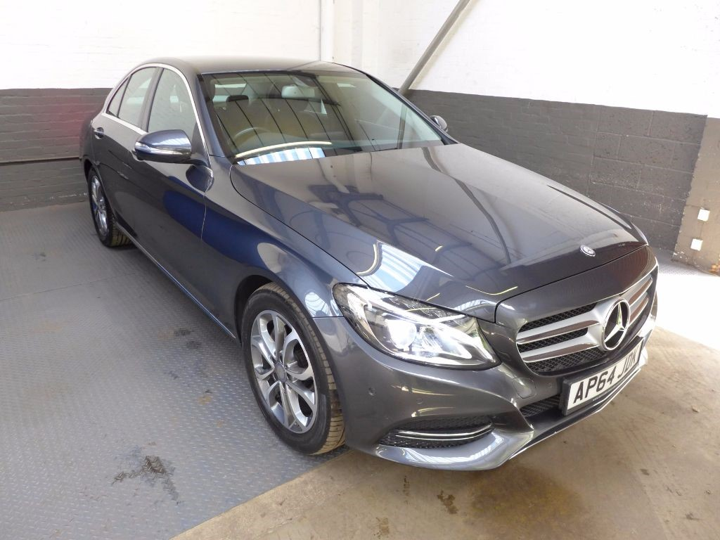 used Mercedes C220 BLUETEC SPORT in leighton-bedfordshire