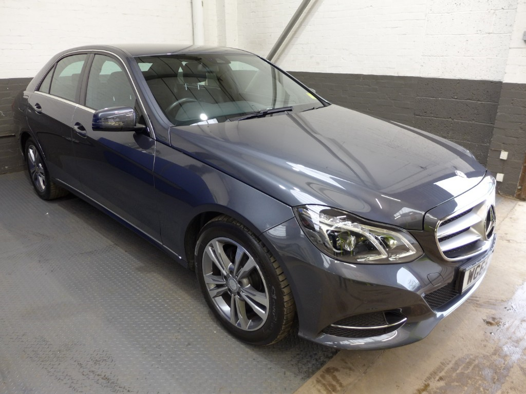 used Mercedes E220 BLUETEC SE in leighton-bedfordshire