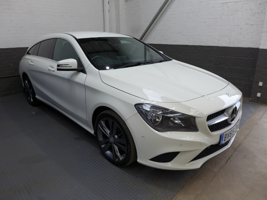 used Mercedes  CLA220 CDI SPORT in leighton-bedfordshire
